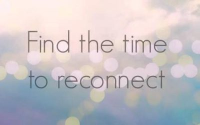 Find the time to Reconnect